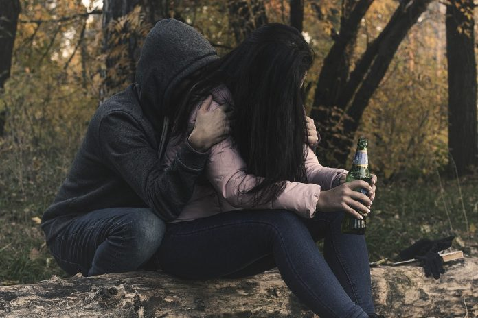 Poderosa oração para parar de beber