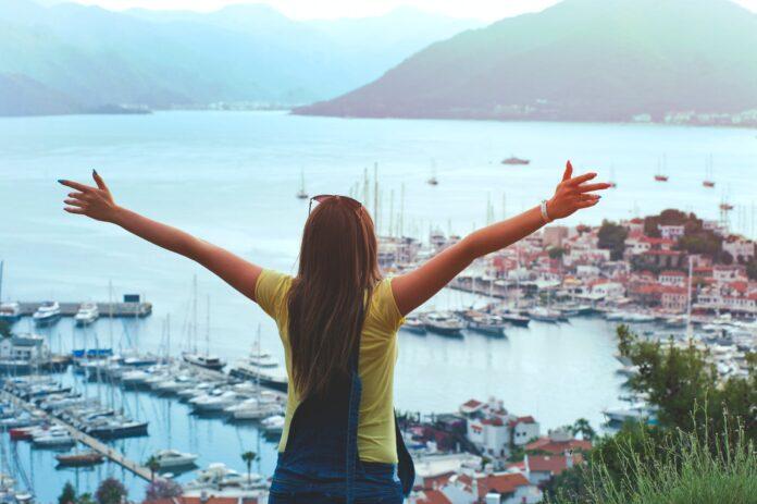 Viajar melhora a alma, renova energias e acaba com as dores