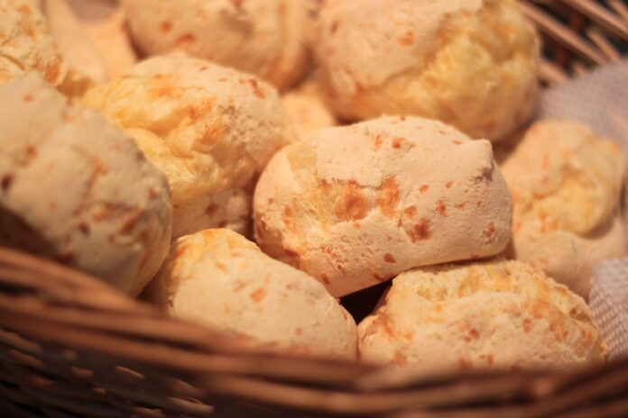 Receita de pão de queijo mineiro, uma delícia